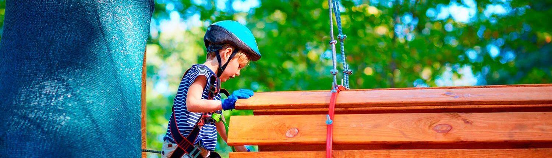 Çocuklar İçin Macera Parkı