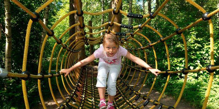 Çocuklar için Macera Parkı