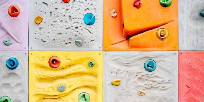 Tırmanma Duvarı Malzemeleri