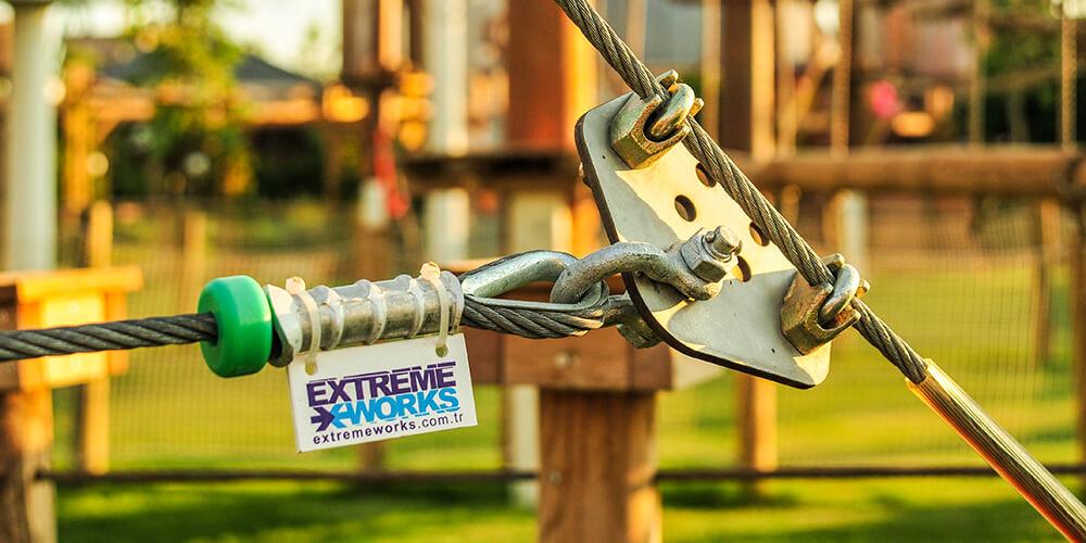 Extreme Works Çelik Hatları Klemensleri